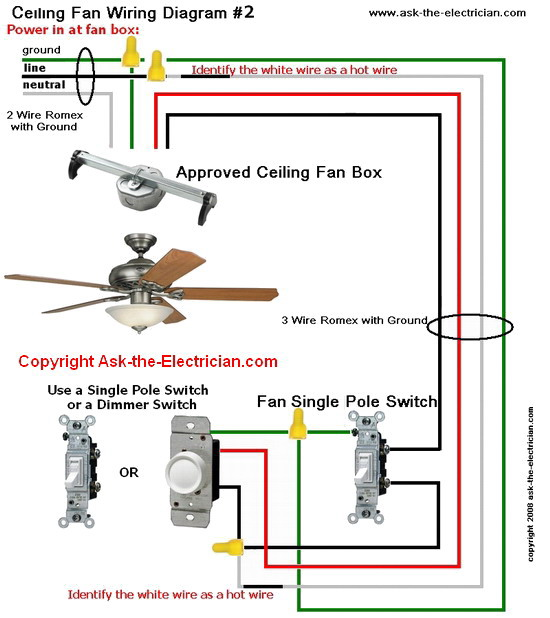 homestead ceiling fan wiring diagram install kitchen light - electrical - diy chatroom home ... #14
