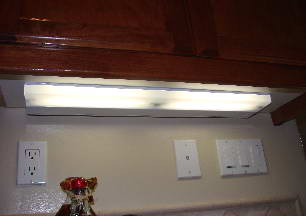 Kitchen Led Light Fixtures Lighting Home Leducation How Do I Install