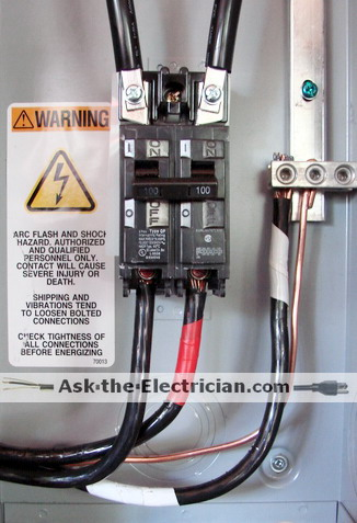 main electric panel : main electrical panel wiring - yogabreezes.com