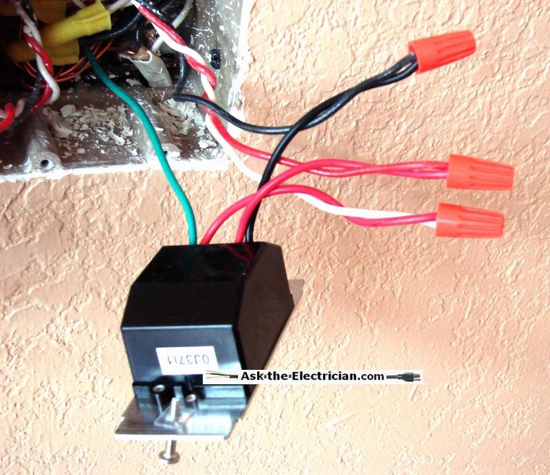 demo dimmer switch wiring