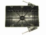 electrical wiring box - 3-gang electrical box