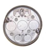 electrical wiring box - 3-inch-pancake-box