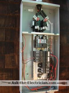 electric panel upgrade